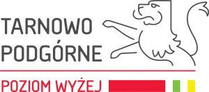 Logo Gminy Tarnowo Podgórne - poziom wyżej
